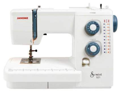 Швейная машина Janome Sewist 521