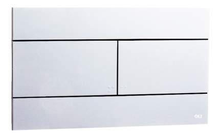 Кнопка смыва OLI Slim хром глянцевый (659044)