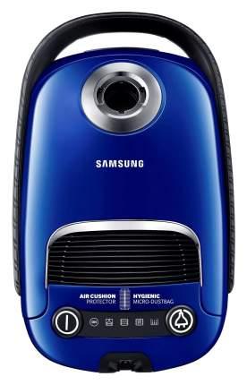 Пылесос Samsung  SC21F60JK Blue