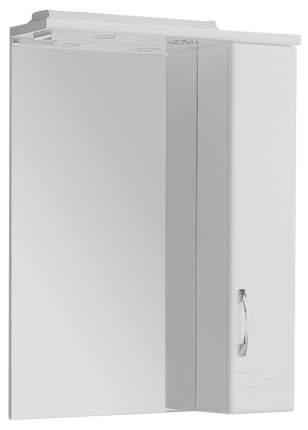 Шкаф-зеркало для ванной Акватон Онда R, белый (1A009802ON01R)