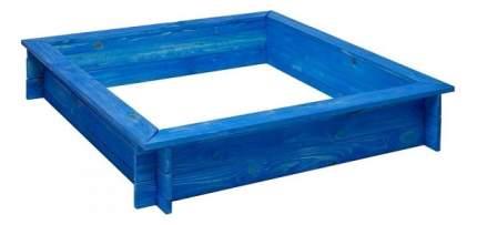 Песочница PAREMO Афродита деревянная синяя