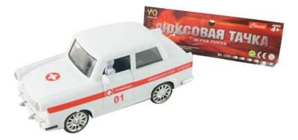 Машина спецслужбы Shantou Gepai Люксовая тачка Скорая помощь
