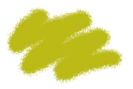 Краски для моделизма Zvezda Желто-оливковая