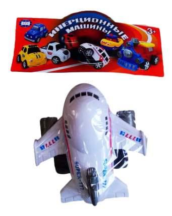 Самолет Junfa Toys белый 777