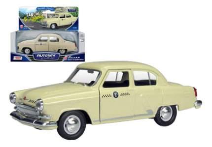Коллекционная модель Autotime ГАЗ-21 Волга Такси на Дубровку 1:43