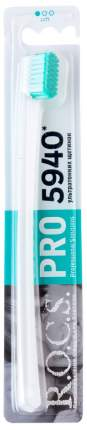 Зубная щетка R.O.C.S PRO мягкая