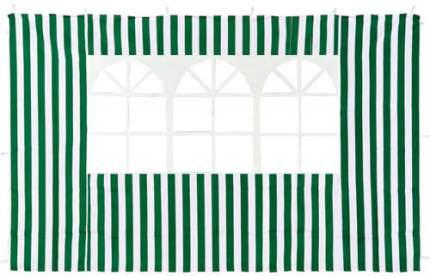 Стенка с окном для садового тента GREEN GLADE Зеленая (4110)