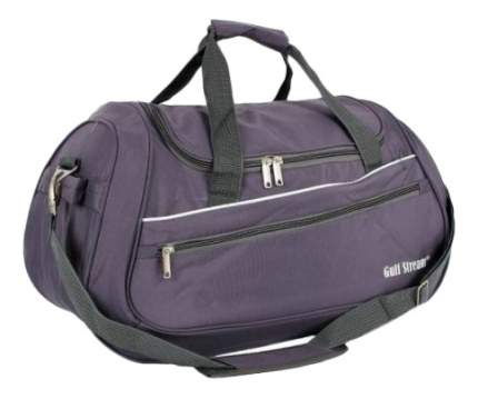 Дорожная сумка Polar 5986 темно-серая 55 x 24 x 33