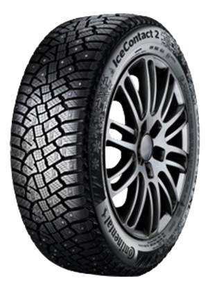 Шины Continental IceContact 2 SUV 255/50 R19 107T XL RunFlat