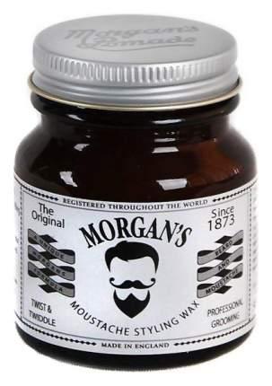 Воск для укладки усов Morgan's Pomade Moustache Styling Wax 50 мл