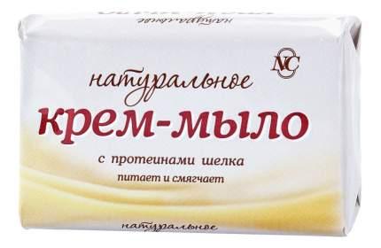 Косметическ Натуральное с протиенами шелка, 90гр