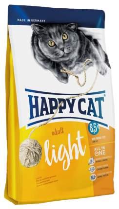 Сухой корм для кошек Happy Cat Adult Light, для стерилизованных, домашняя птица, 0,3кг