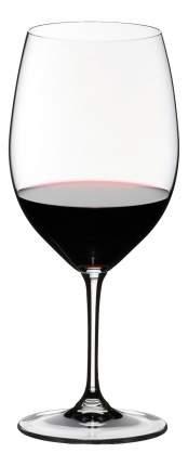 Набор бокалов RIEDEL vinum bordeaux 610 мл 2шт