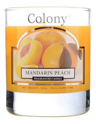 Ароматическая Wax Lyrical свеча Colony Мандарин и персик CH0618