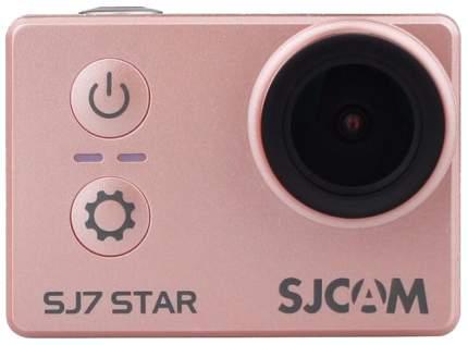 Экшн камера SJCAM SJ7STAR Rose Gold