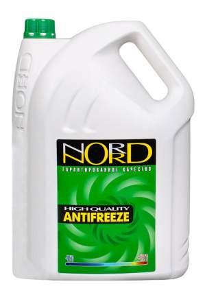 Антифриз NORD Зеленый Готовый антифриз 5кг