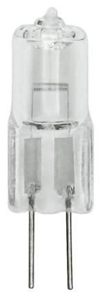 Лампа галогенная (00825) G4 35W капсульная прозрачная JC-12/35/G4 CL