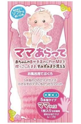Варежка-мочалка JTI Co Ltd Chuchu (маленькая для мамы)