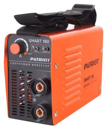 Дуговой сварочный инвертор PATRIOT SMART 180 MMA 605301835