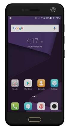 Смартфон ZTE Blade V8 64Gb Black