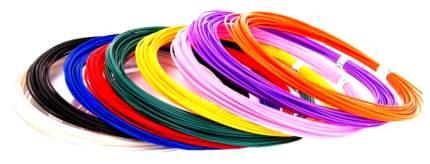 Набор пластика для 3D ручек Unid ABS 12 цветов по 10 метров