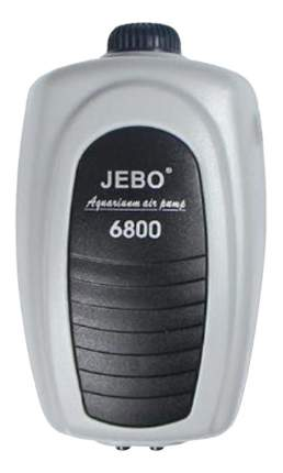 Аквариумный компрессор JEBO 6800-JB 73707006