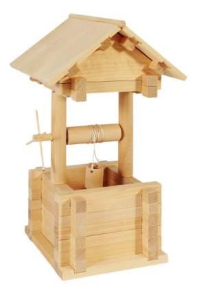 Конструктор деревянный Пелси Колодец