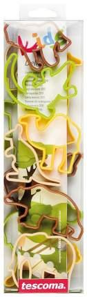 Набор для выпечки Tescoma Delicia 630930 Желтый; Зеленый; Коричневый