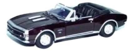Коллекционная модель MotorMax 1967 Chevy Camaro SS 1:24