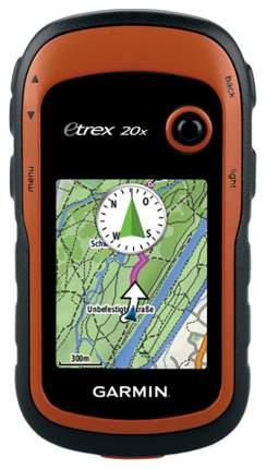 Туристический навигатор Garmin eTrex 20x черный