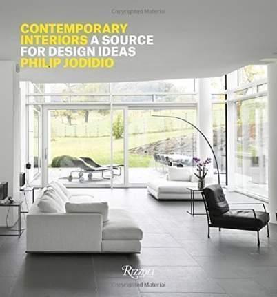 Книга Contemporary Interiors, A Source of Design Ideas