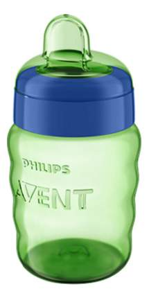 Поильник Philips Avent С носиком 260 мл зеленая
