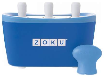 Мороженица Zoku Triple Quick Pop Maker Синий