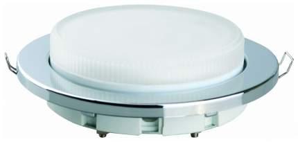 Встраиваемый светильник Camelion FM1-GX53-S 9898 Белый