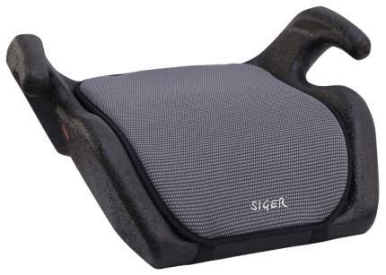 Бустер Siger Мякиш 22-36 кг Серый