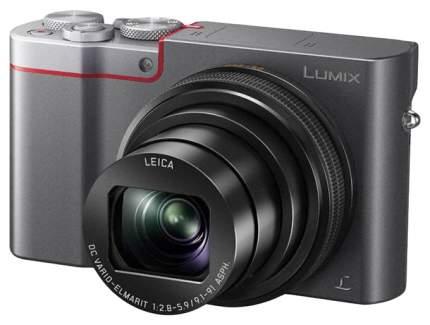 Фотоаппарат цифровой компактный Panasonic Lumix DMC-TZ100EE Silver