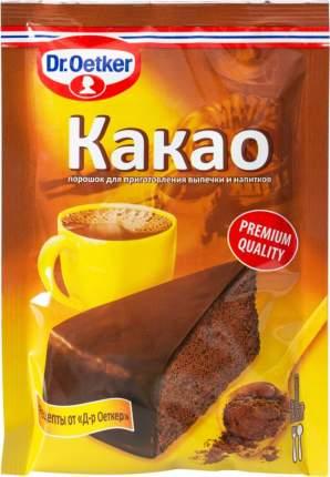Какао-порошок Dr.Oetker 50 г