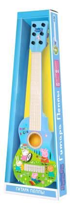 Гитара игрушечная Intertoy Гитара Пеппы