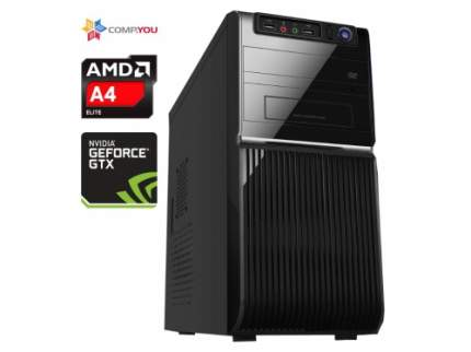 Домашний компьютер CompYou Home PC H557 (CY.585167.H557)