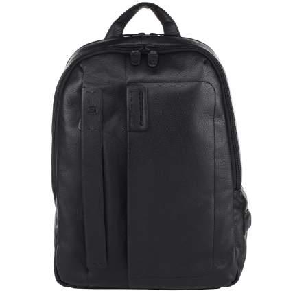 Рюкзак кожаный Piquadro CA3869P15S черный
