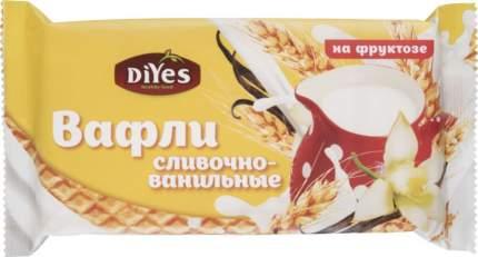 Вафли сливочно-ванильные ДиYes на фруктозе 90 г