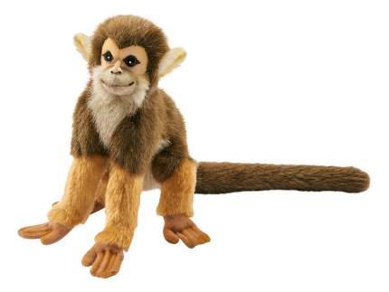 Мягкая игрушка Hansa Обезьяна-Белка 25 см коричневый Синтепон 3827