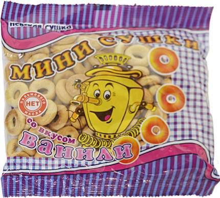 Сушка мини Невская сушка со вкусом ванили 200 г