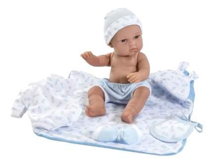 Кукла-Пупс в голубом 33 см Arias Т11079