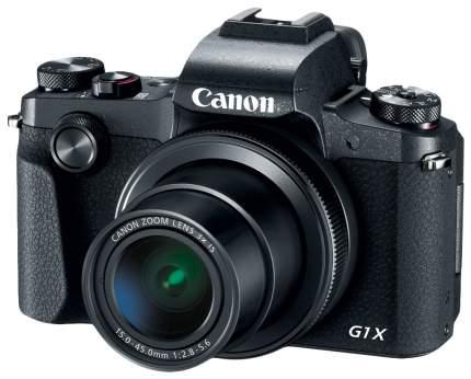 Фотоаппарат цифровой компактный Canon PowerShot G1 X Mark III Black
