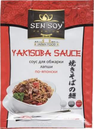 Соус yakisoba  Sen Soy premium  для обжарки лапши по-японски 80 г
