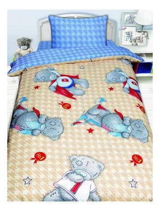 Постельное белье Мона Лиза MTY 1,5-спальное Ded на бежевом