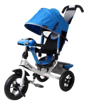 Велосипед трехколесный Moby Kids Comfort Air Car 2 синий