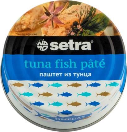 Паштет из тунца Setra 80 г
