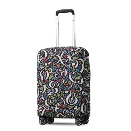 Чехол для чемодана Mettle Иллюзия букв S